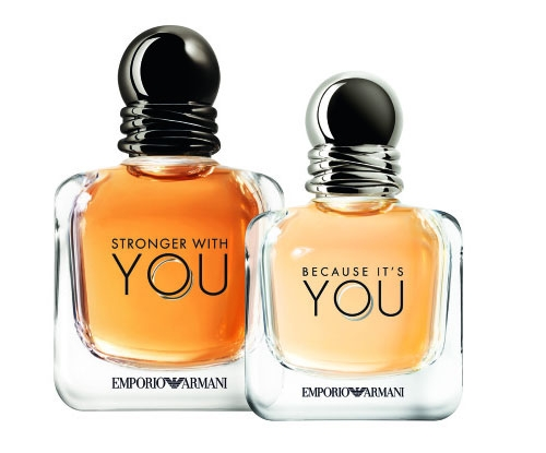 Armani Because Its You Stronger With You Parfüm Hobisi